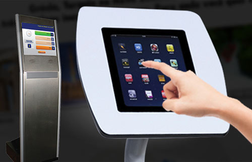Totens Touch Screen